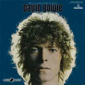 David Bowie | Man Of Words / Man Of Music (Lp)
