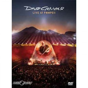 David Gilmour | Live At Pompeii DVD