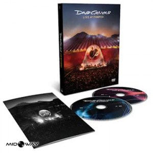 David Gilmour | Live At Pompeii (DVD)