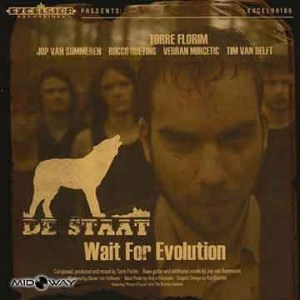 De Staat | Wait For Evolution (7 Inch)