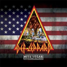 Def Leppard - Hits Vegas (Blu-ray en Cd) - Lp Midway