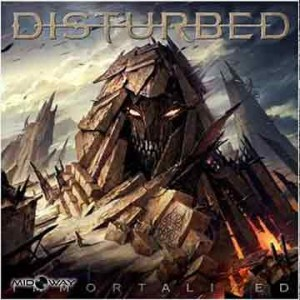 Disturbed | Immortalized (Lp)