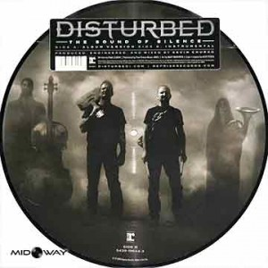 Disturbed | Sound Of Silence -Pd- (Lp)