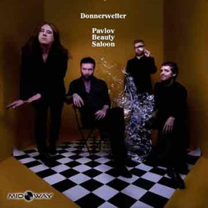 Donnerwetter | Pavlov Beauty Saloon (Lp)