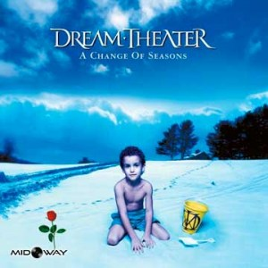 Dream Theater | A Change Of Seasons lp