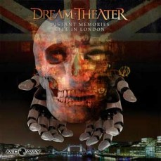 Dream Theater - Distant Memories Live In London Blu-ray - Lp Midway