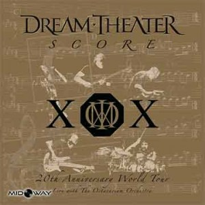 Dream Theater | Score: 20Th Anniversary (Lp)