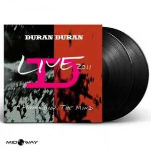 Duran Duran - A Diamond In The Mind  - Live 2011 - Lp Midway