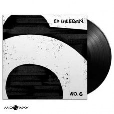 Ed Sheeran - No.6 Collaborations Project - Lp Midway