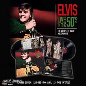 Elvis | Live In The 50's (Lp)