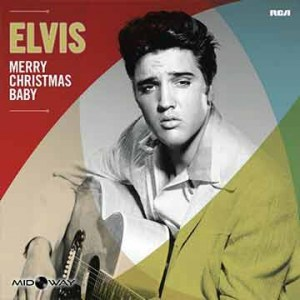 Elvis Presley | Merry Christmas Baby (Lp)