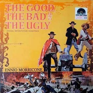 Ennio Morricone - The Good, The Bad and The Ugly RSD Lp