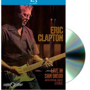 Eric Clapton Live In San Diego Blu-ray Kopen? - Lp Midway