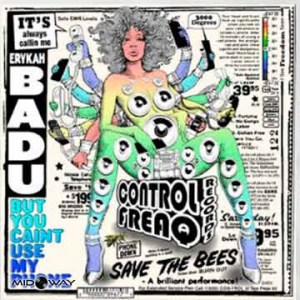 Erykah Badu | But You Cain't Use My Phone (Lp)