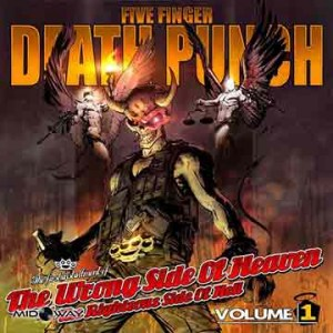 Five Finger Death Punch | Wrong Side Of.. (Lp)