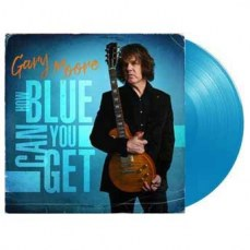 Gary Moore - How Blue Can You Get Vinyl Album - Lp Midway