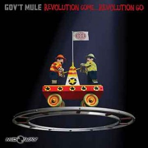 Gov't Mule | Revolution Come... Revolution Go (Lp)