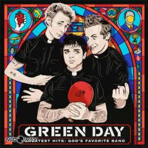 Green Day  | Greatest Hits: God's Favorite Band (Lp)