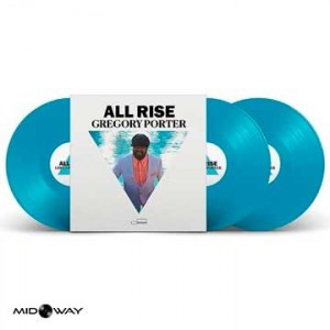 Gregory Porter All Rise (Coloured Vinyl)  - Lp Midway