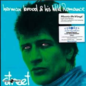 Herman Brood & His Wild Romance - Street - Lp Midway