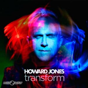 Howard Jones Transform - 180GR Album Kopen? - Lp Midway
