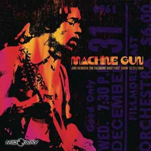 Jimi Hendrix | Machine Gun: The Fillmore East First Show (Lp)