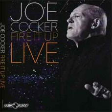 Joe Cocker Fire It Up (Live) (Blu-ray) - Lp Midway