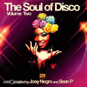 Joey Negro & Sean P Presents | The Soul Of Disco Vol. 2 (Lp)
