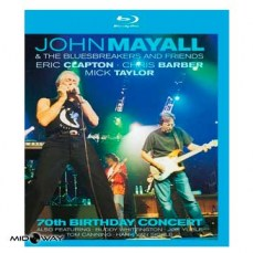 John Mayall 70th Birthday Concert Blu-ray kopen? - Lp Midway