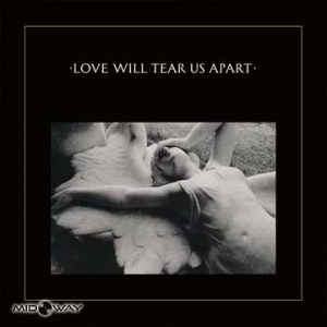 Joy Division - Love Will Tear Us Apart 12-inch - Lp Midway