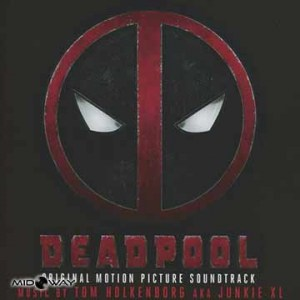 Junkie XL | Deadpool (Original Motion Picture Soundtrack Lp)