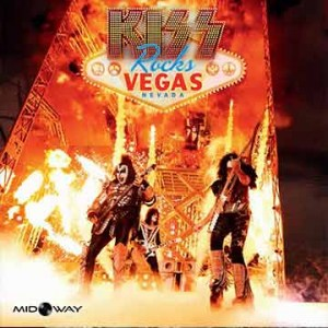 Kiss | Kiss Rocks Vegas - Live At The Hard Rock Hotel (Lp)