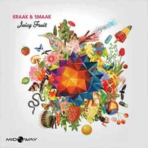 Kraak & Smaak | Juicy Fruit (Lp)