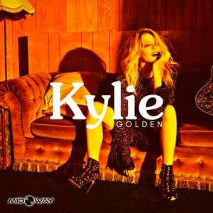 Kylie Minogue - Golden - Clear Vinyl Limited Edition - Lp Midway