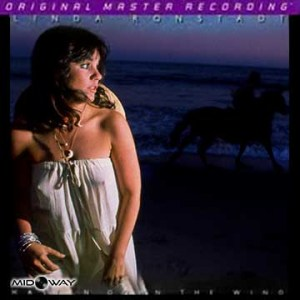 Linda Ronstadt | Hasten Down The Wind (Lp)