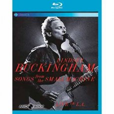 Lindsey Buckingham | Songs From The Small Machine (blu-ray)