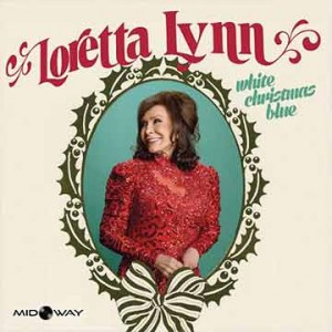 Loretta Lynn | White Christmas Blue (Lp)