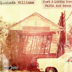 Lucinda Williams | Just A Little More.. (12 inch)