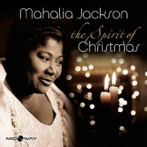 Mahalia Jackson | Spirit Of  Christmas - Coloured Vinyl - (Lp)