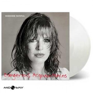 Marianne Faithfull Dangerous Acquaintances - Lp Midway