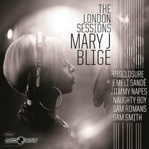 Mary J. Blige | The London Sessions (Del.Ed.)