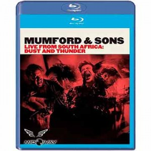 Mumford & Sons | Live In South Africa: Dust And Thunder (Blu-ray)