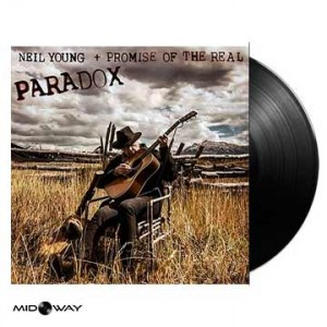 Neil Young & Promise of The Real Paradox - Lp Midway