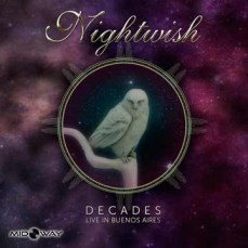 Nightwish - Decades  Blu-ray Kopen? - Lp Midway