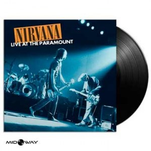 Nirvana Live at the Paramount Kopen? - Lp Midway