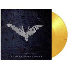 Original Soundtrack - The Dark Knight Rises (Coloured)  - Lp Midway