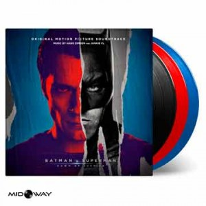 Ost | Batman V Superman: Dawn Of Justice (3 Lp)