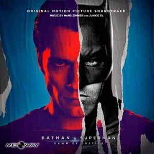 Ost | Batman V Superman: Dawn Of Justice (Lp)