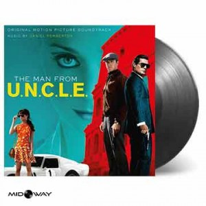 Ost | Man From U.N.C.L.E. Lp