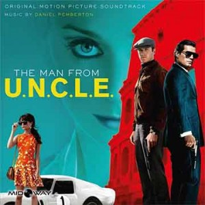 Ost | Man From U.N.C.L.E. (Lp)